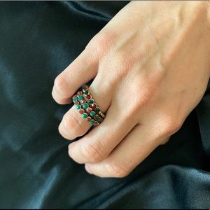 Antique gemstone ring